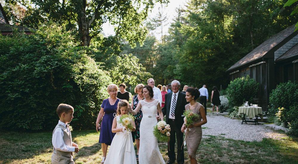 Weddings at Just Right Farm